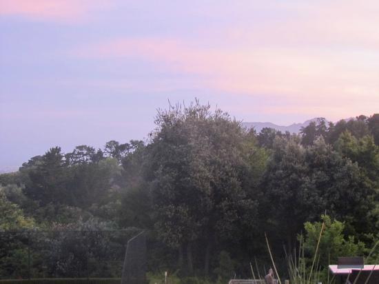 De Verdwaalde Boer: Het geweldige uitzicht net voor zonsondergang 