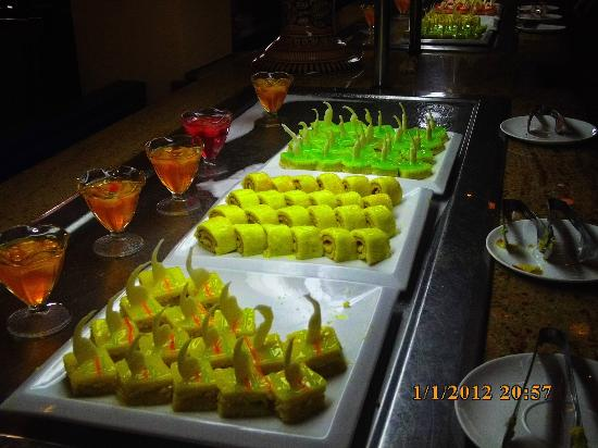 Memories Varadero Beach Resort: desserts yummy