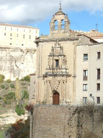 Parador de Cuenca: just about one of the nicest Parador properties (of many)