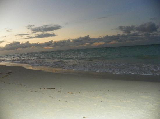 Memories Varadero Beach Resort: evening look at beach