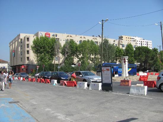 Ibis Hotel Marseille Bahnhof