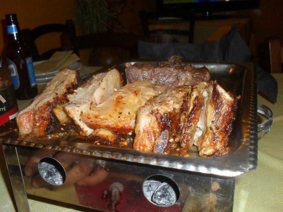 El Sabor Argentino : asado!!