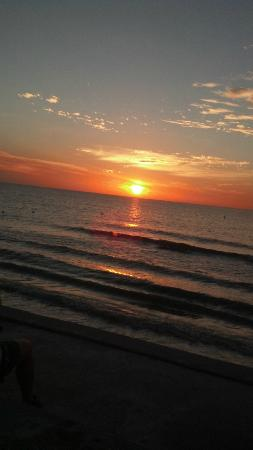Sabal Palms Inn: The Best Things in Life Are Free--Everyone owns the Sunset in Pass-a-Grille