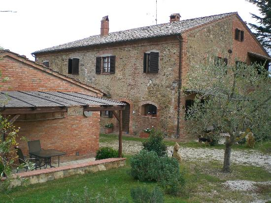 Agriturismo Villa Mazzi: Il giardino