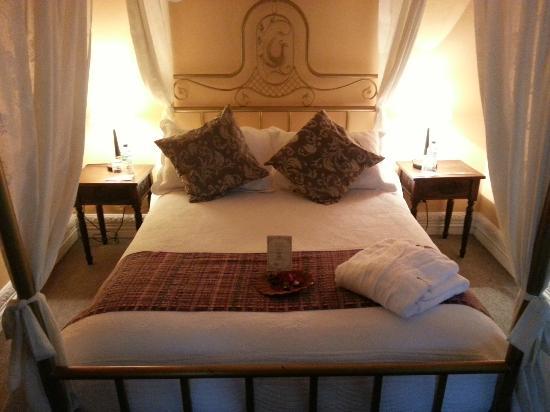 City Art Hotel Silberstein: Das Zimmer
