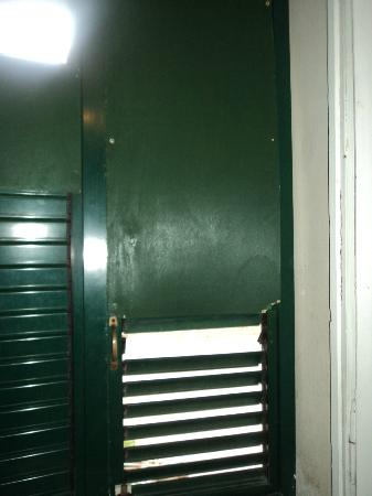 Hotel Airone: finestra