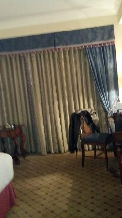 Boston Harbor Hotel: room photo