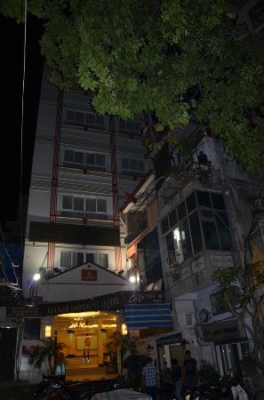 Hanoi Imperial Hotel: esterno