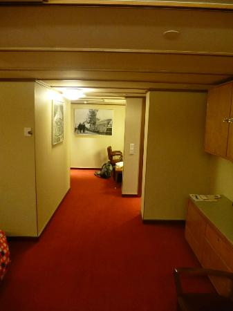 SS Rotterdam: Superior room