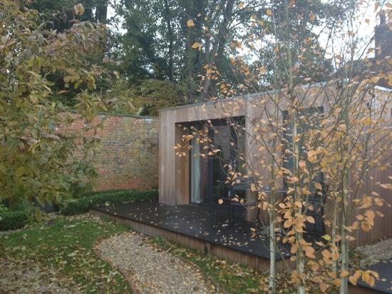 Satis House Hotel: Eco pod