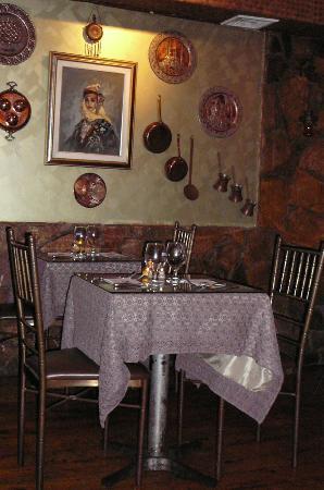 Turkish Cuisine: Interior view of a restaurant #1