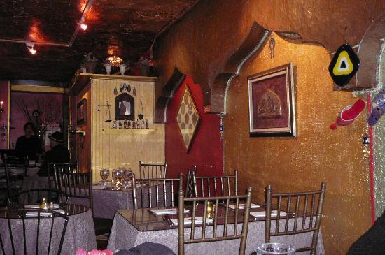 Turkish Cuisine: Interior view of a restaurant #2