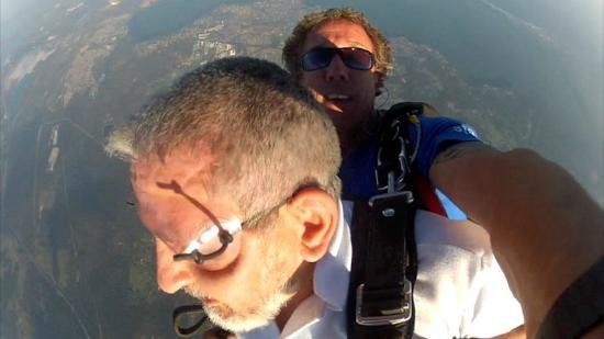 Skydive Central Coast: Jump