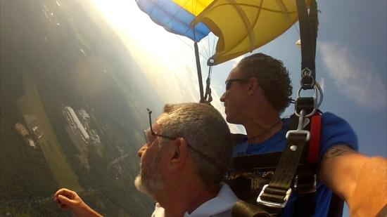 Skydive Central Coast: Views