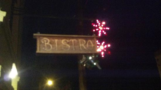 Austin Street Bistro: Come on in!