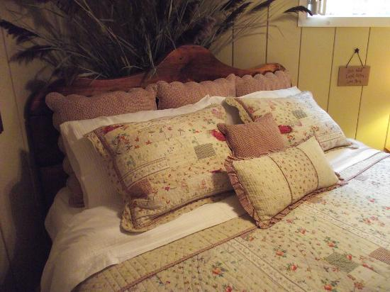 Historic Davy House B&B Inn: Room #1844 Suite