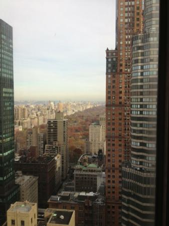 The London NYC: view from the 44th floor