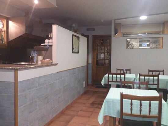 Hostal Anosa Casa: restauracja