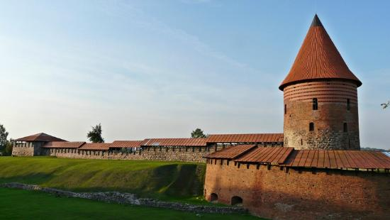 Kaunas Castle : Castillo