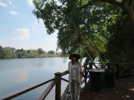 Thorntree River Lodge: Beautiful! The view was nice too...