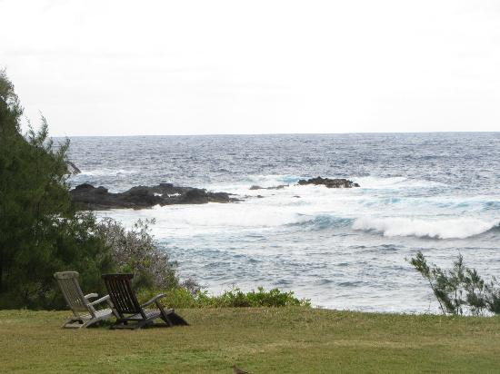 Travaasa Hana, Maui: View of Hamoa Beach