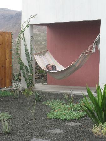Residencial Goa: Farniente dans le patio