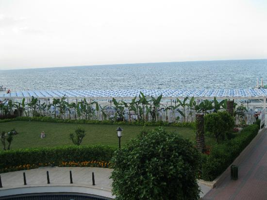 Orange County Resort Hotel Kemer: Sea:)