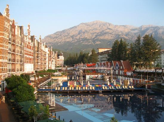 Orange County Resort Hotel Kemer: Amazing mountain!!!