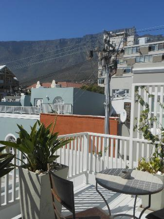 Cape Cadogan: View from balcony