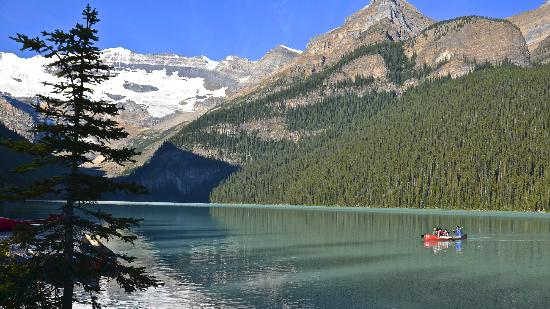Lake Louise Campground : Lake Louise