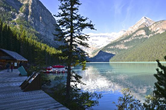 Lake Louise Campground: Lake Louise
