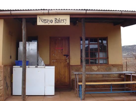 Henry & Rosanna's Camp: Bakery