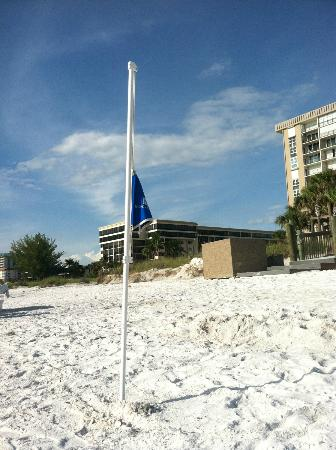 The Ritz-Carlton, Sarasota: Beach club