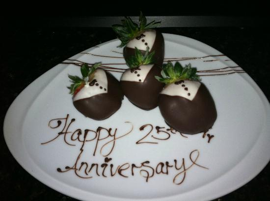 The Ritz-Carlton, Sarasota: Our anniversary surprise
