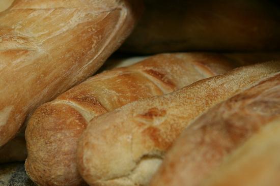 Montano's Restaurant: House mad bread