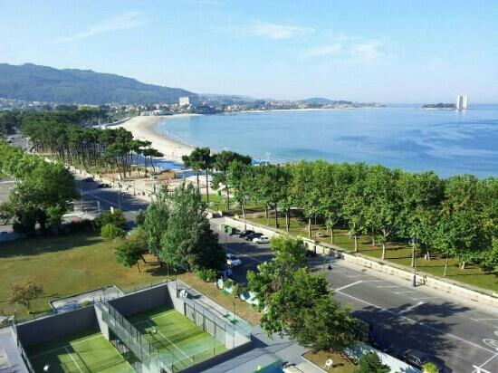 HLG Gran Hotel Samil: Room view.