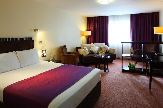 Gallaghers Hotel: Executive Suite
