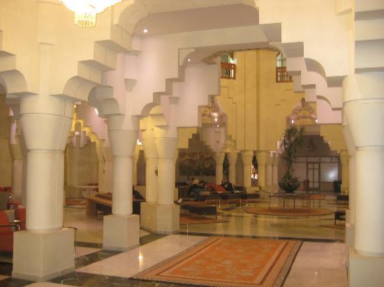 Movenpick Hotel Mansour Eddahbi & Palais des Congres Marrakech: Lobby
