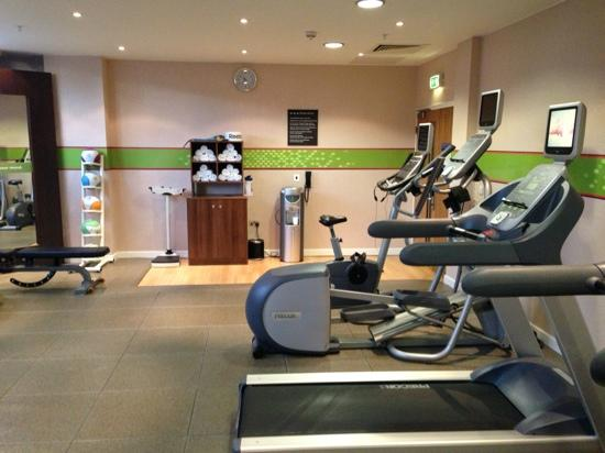 Hampton by Hilton Liverpool City Centre: Gym inside the Hotel