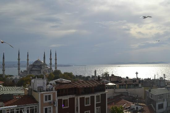 Hotel Mina: the Marmara Sea