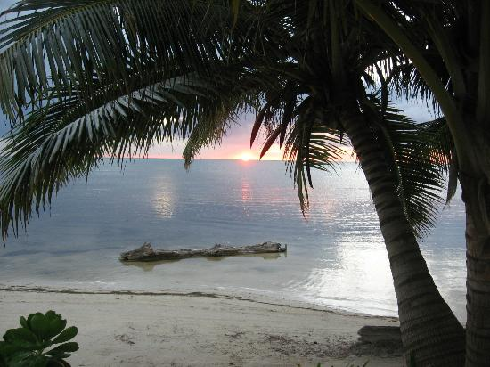 El Pescador Resort: sunrise