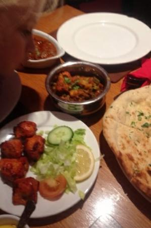 Solomons Dhaba: amazing food