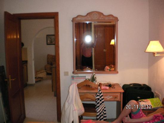 Club Montecastillo: room