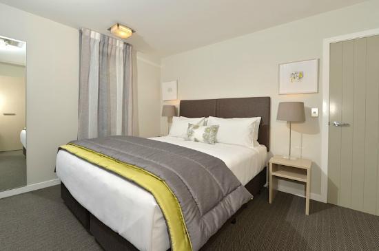 Kerikeri Homestead Motel & Apartments: Premium Apartment Bedroom