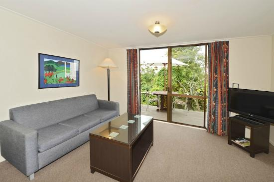 Kerikeri Homestead Motel & Apartments: Two bedroom apartment