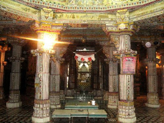 Биканер, Индия: JAIN TEMPLE BHANDASAR