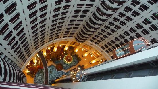 Shandong Hotel: hall