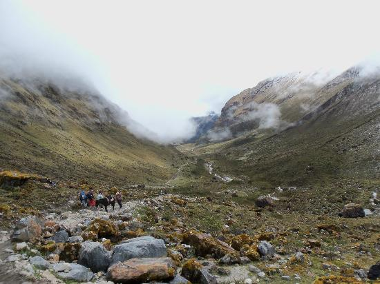 Peru Path - Day Tours: Salkantay Trail: After the snow
