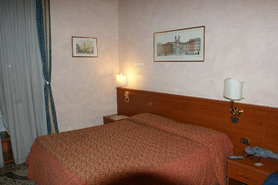 Rome Accommodation B&B : Double room