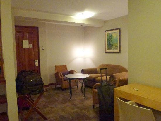 Victoria Regia Hotel & Suites: Room 517